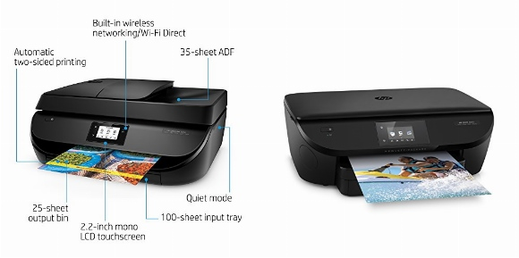 Hp Officejet 4650 Vs Hp Envy 5660 Speczoom