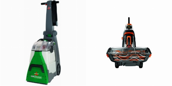Bissell Big Green Deep Carpet Cleaner Vs Bissell Proheat
