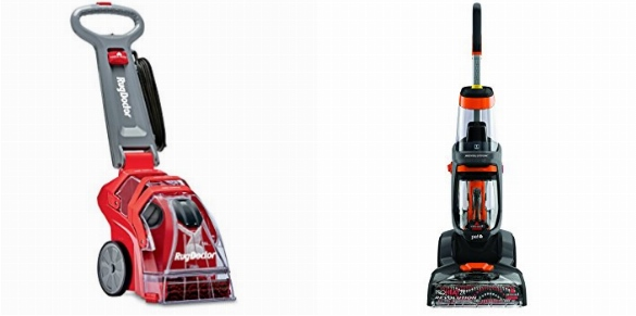 Rug Doctor Deep Carpet Cleaner Vs Bissell Proheat 2x