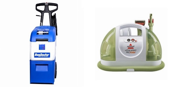 Rug Doctor Mighty Pro X3 Vs Bissell Little Green Proheat