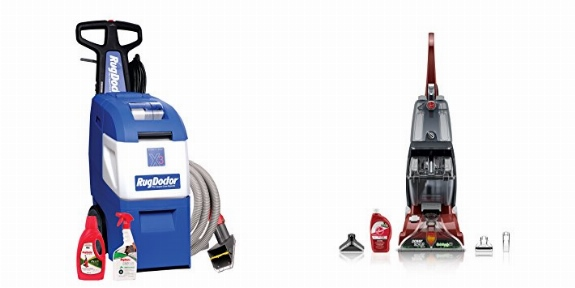 Rug Doctor Mighty Pro X3 Vs Hoover Power Scrub Deluxe