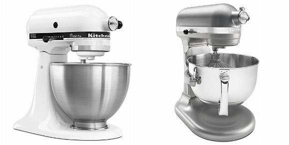 Kitchenaid Classic Plus Vs Kitchenaid Professional Speczoom