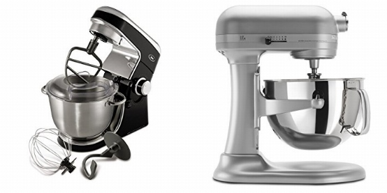 Oster Planetary Stand Mixer Vs Kitchenaid Professional