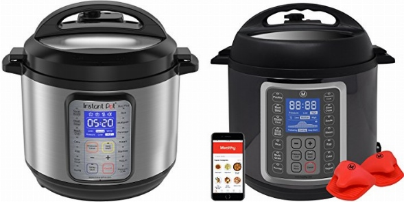 Instant Pot Duo60 Plus Vs Multipot 9 In 1 Programmable